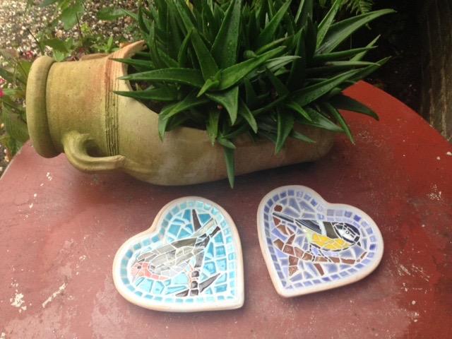 Vogel schaaltjes het hanengekraai woon tuindecoratie moza ek - Voorbeeld van tuindecoratie ...